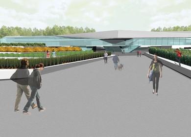 Weinland Park Gateway