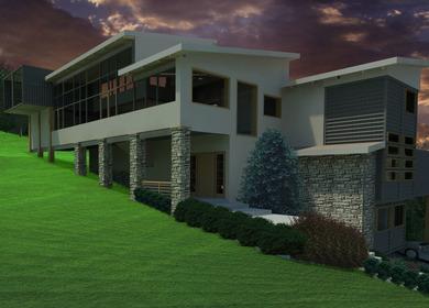 Eco Minded Mansion