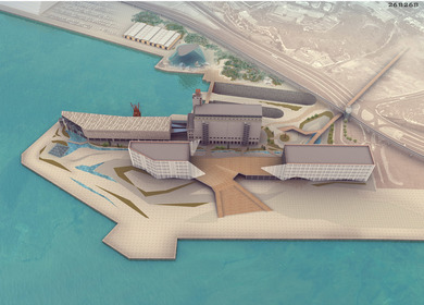 Museum for Underwater Antiquities and Regeneration of part of the Piraeus Port