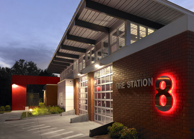 Fire Station 8