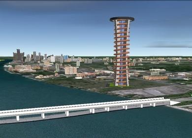 Motor City Tower