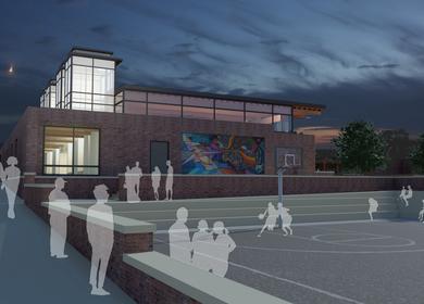 Bruce Monroe Community Center