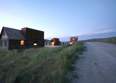 Caribou County Guest Compound