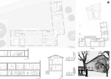 Interior Design Studio - Villa Snellman, Erik Gunnar Asplund