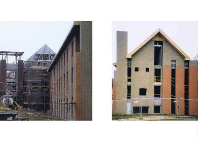 H2L2 (Built) La Salle University, New Residence Hall, Philadelphia, PA