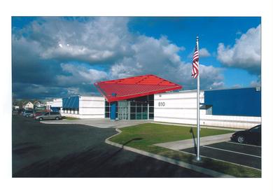 Erie County Youth Facility, Buffalo, New York