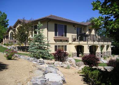 Plateau Residence, Reno, Nevada