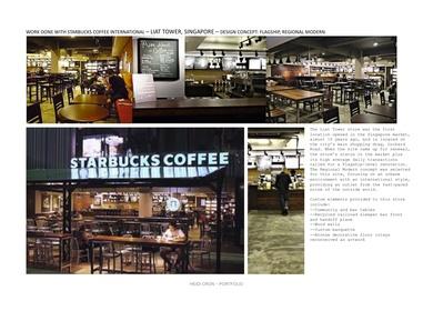 Starbucks projects