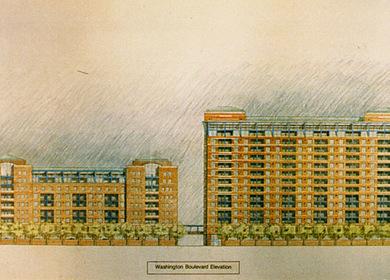 Washington Boulevard Condominiums