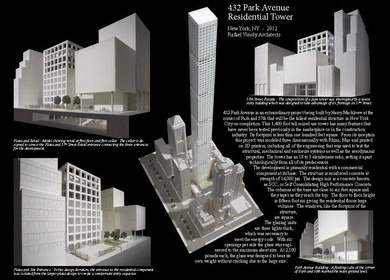 432 Park Avenue - Mixed Use Tower