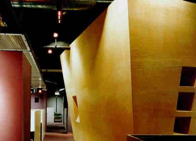 Design Office Interior