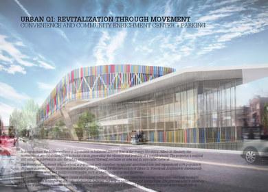 URBAN QI: REVITALIZATION THROUGH MOVEMENT