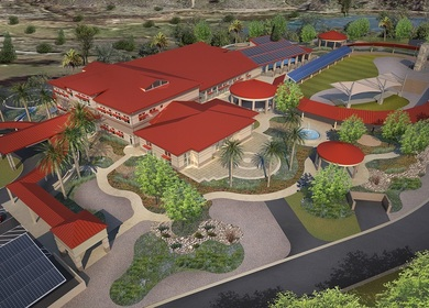 Wounded Warrior Hope & Care Complex