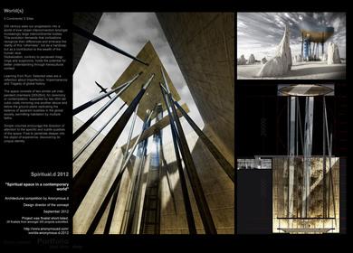 Spiritual.d 2012 - Design competition