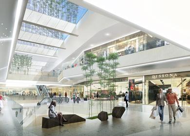 RTKL project | Shenzhen Bay Shopping Mall, China