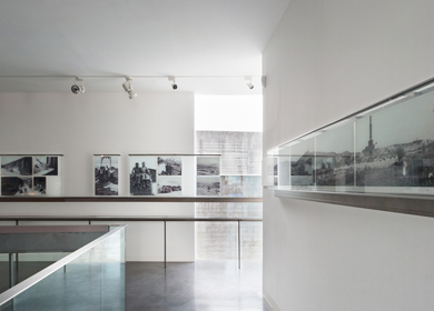 Gusen concentration camp 1939–45 permanent exhibition