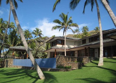 Diamond Head Beachfront Residence