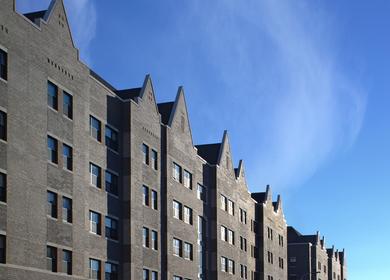 Saint Josephs University - City Avenue Residence Halls