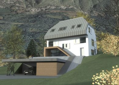 PASSIVE HOUSES OF THE WIDER AREA OF SOCA VALLEY