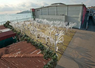 Bosphorus Grove - YAP Istanbul Pavillion 2015