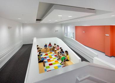 Laurel Park Elementary School Adaptive Reuse