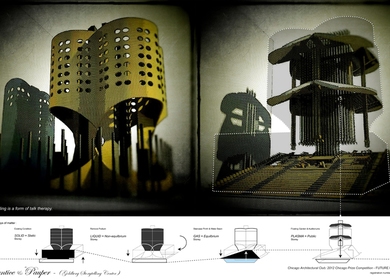 the Prentice & the Pauper ( Chicago Architectural Club : 2012 Chicago Prize Competition )