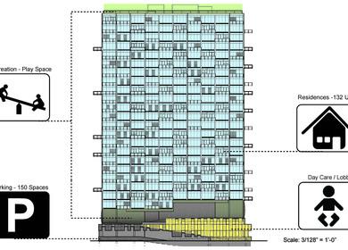 Urban Families Housing Tower