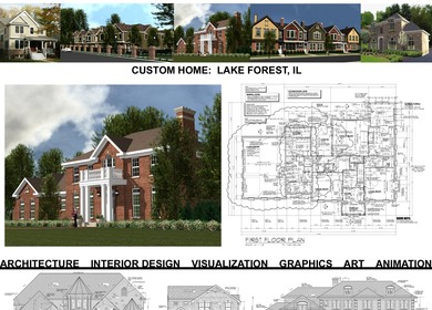 Custom Home - Residential