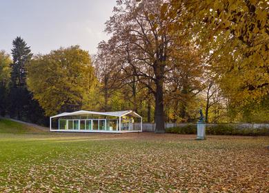 Fellows Pavilion - American Academy, Berlin