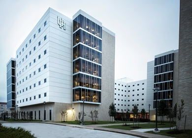 University of Houston/ Cougar Village