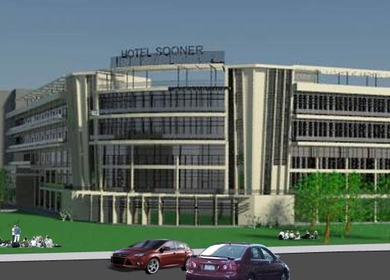 Sustainable housing development with focus in hotel design
