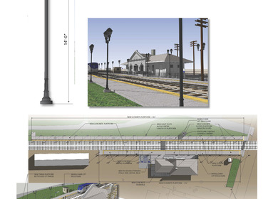 Amtrak Stations Development Program