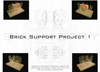 Brick Support Project