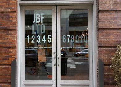 JBF LTD Pop-Up Restaurant
