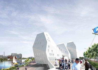 Olonkholand Masterplan Yakutsk