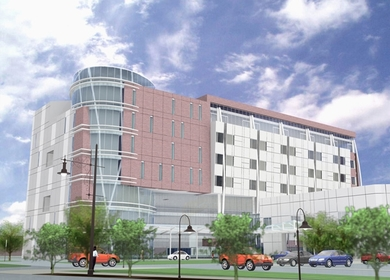Saint Joseph's Hospital System Expansion,