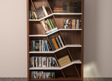 Loculamentum - The revival of the classic bookcase