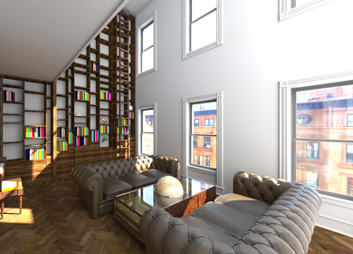 Bed-Stuy Townhouse Renovation