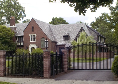 1920 Tudor renovation and addition