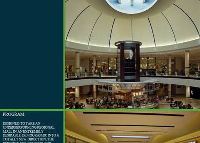 Cumberland Mall Expansion and Renovation