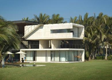 La Caracola Beach House, Acapulco Mexico