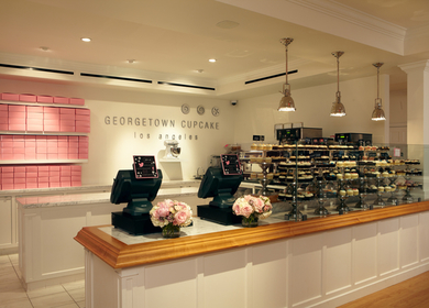 Georgetown Cupcake - Los Angeles