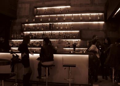 L'ovella Negra Bar in Thessaloniki