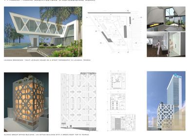 Professional work at Hariri+Hariri Architects