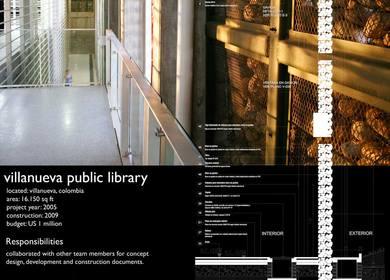 Villanueva Public Library
