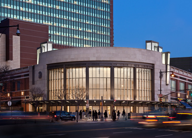 Atlantic Terminal Complex at Barclays Center