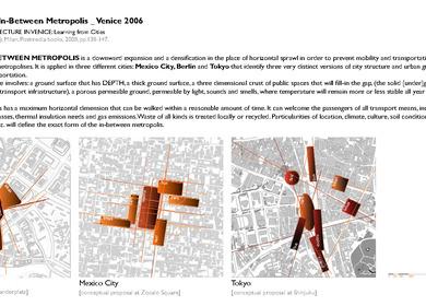 Mobility Craters / In-Between Metropolis
