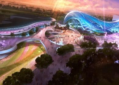 Shanghai Disneyland - Tomorrowland