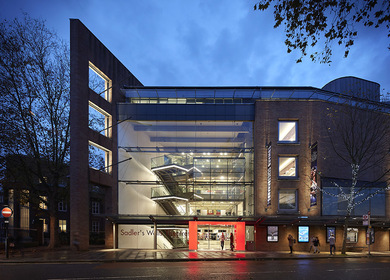Sadlers Wells refurbishment