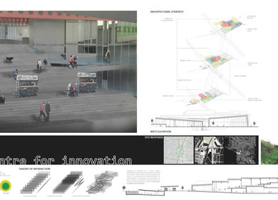 Studio iii: Innovation Centre